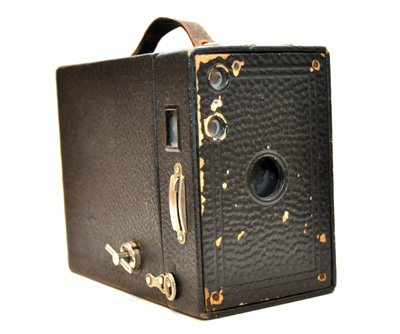 Kodak Brownie No 2A, Model B